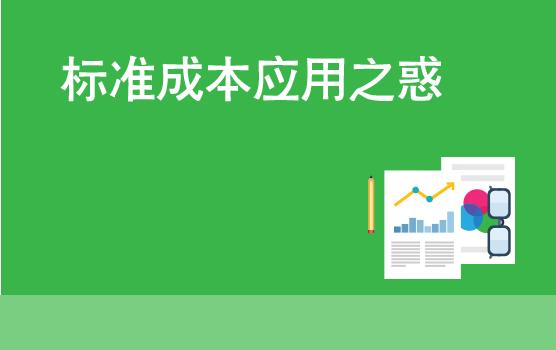 中国企业标准成本应用之惑