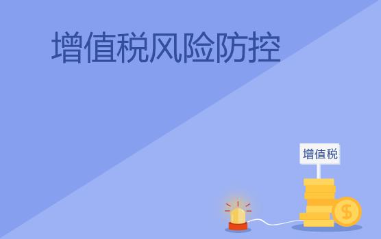 增值税九大核心管理控制模块梳理及风险防控策略(太原)