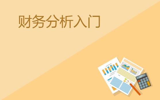 财务分析概念与指标体系